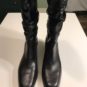 """David Tate Slouch Boots Size 10.5  """"New"""""""